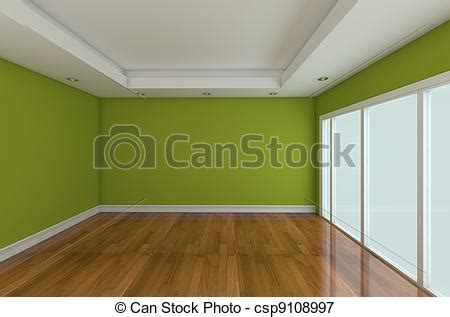 what is empty room in line stock illustrations of empty room decorated green wall and wood floor with glass csp9108997