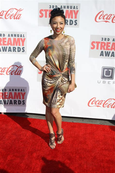 jeannie mai at the 3rd annual streamy awards 169 2013 sue