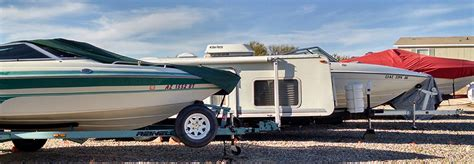 boat storage rates trust your rv or boat storage to tortolita mountain rv