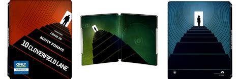 Cloverfield Dvd Steelbook cloverfield seria