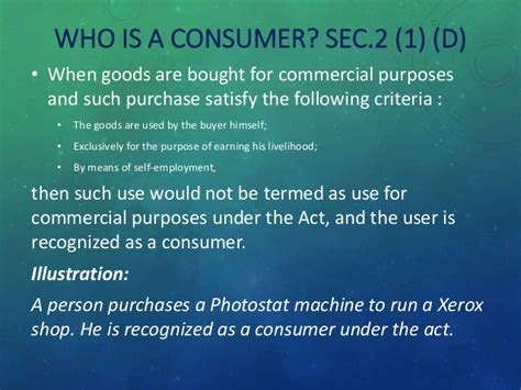 consumer protection act section 2 consumer protection act cpa