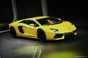 Yellow Lamborghini Pictures New Yellow Lamborghini Aventador Hd Wallpaper The