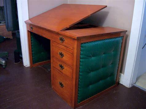 mid century modern desks for sale vintage cherry desk mid century modern drafting table