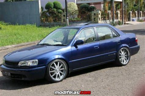 Lu Depan Mobil Great Corolla 7 modifikasi sedan toyota new corolla 1 8 ae112 otodrift