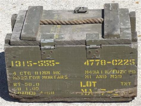 Old Chandeliers For Sale Old Wood Ammo Box W Handle Lettered For Ammunition