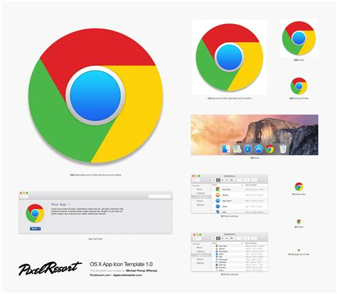 home design chrome app chrome app icon template by tracedesign on deviantart