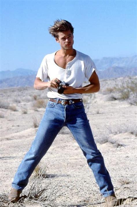 brad pitt jeans commercial japan brad pitt levi s commercial 1991 paparazzi pinterest