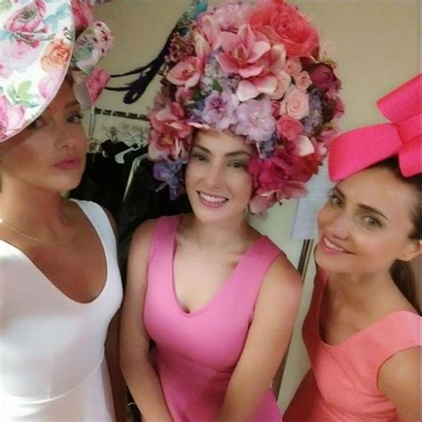 glamorous hats galore avenue magazine irish starlets making a name for themselves in nyc vip