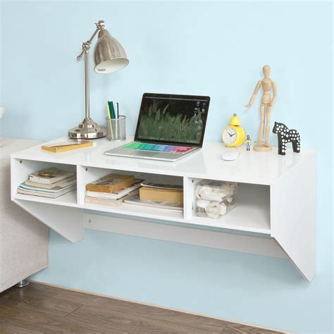 wall mounted work table sobuy wall mounted dining work table computer desk with