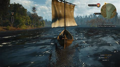 witcher 3 how to use boats a great adventure the witcher 3 wild hunt review techgage