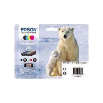 H Mes Epsom epson t261 n c m j s 233 rie ours polaire cartouche d