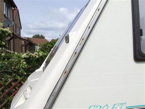 Caravan Awning Rail by S Caravan Repair