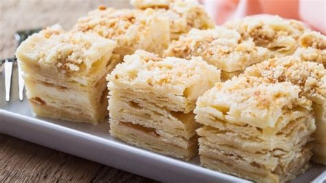 russische kuchen und torten rezepte rezept russische napoleontorte schnell gemacht frag mutti