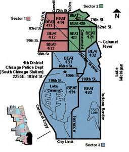 Chicago Police Zone Map by Chicago Police District Zone Map