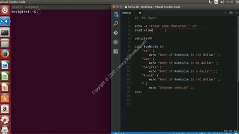 tutorial tc linux udemy bash shell scripting tutorial for beginners a2z p30