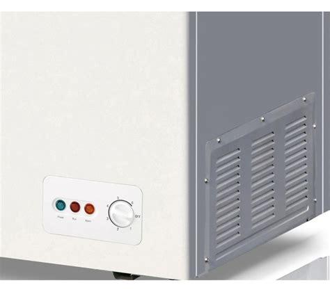 Freezer Box 400 Liter logik l400cfw15 chest freezer a 400 litres suitable for