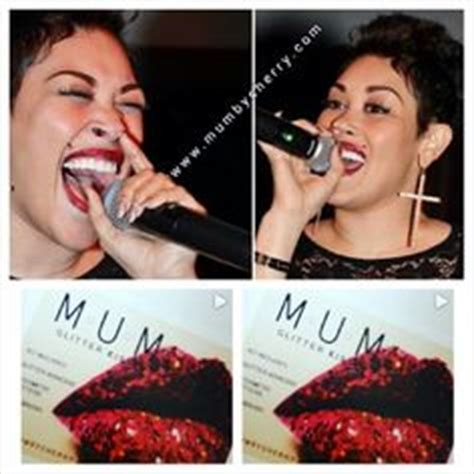 keke wyatt glitter pink lips makeup madness by cherry on pinterest fresh face cut