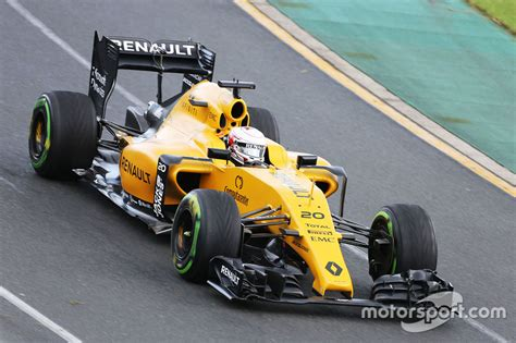 kevin magnussen renault sport f1 team rs16 at australian gp