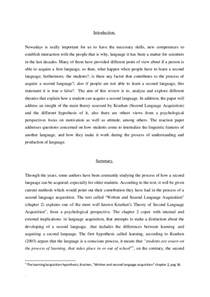 Writing A Response Essay by Reaction Paper