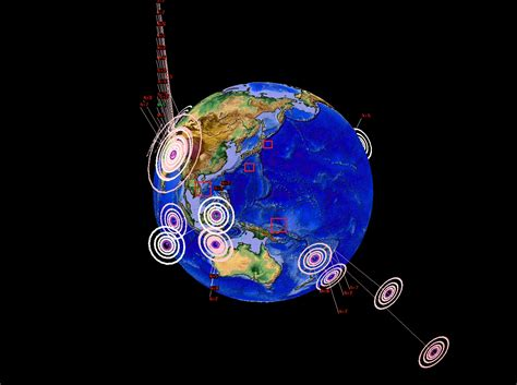 Earthquake Watch | another 7 2 magnitude 6 8m revised earthquake has struck