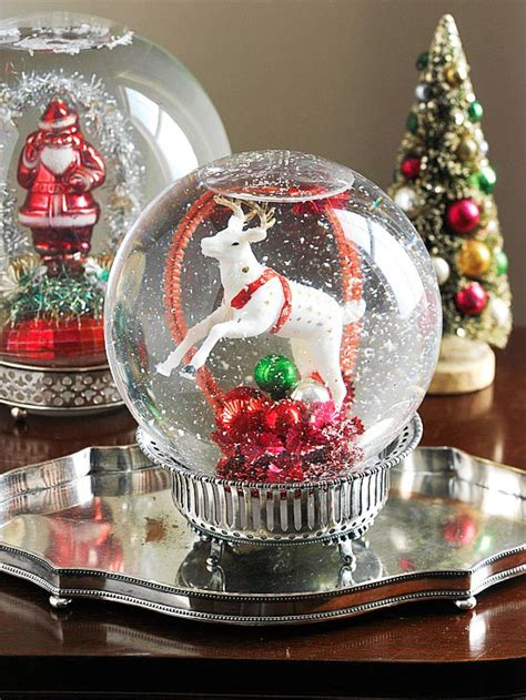 homemade holiday snow globe pictures   images  facebook tumblr pinterest
