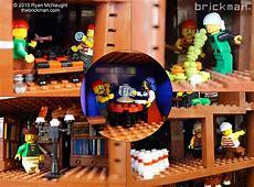 Throwback Thursday LEGO® brick Pirate Ship - The Brickman Lego Pirates 2017