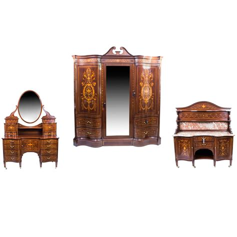antique bedroom suites for sale antique victorian bedroom suite by edwards and roberts