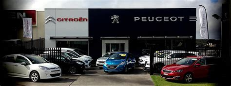 peugeot dealers citroen peugeot dealer newcastle pacific