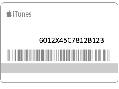 An Itunes Gift Card Code - how to redeem itunes gift cards using your computer