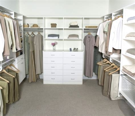 Walk In Wardrobe Kits by Walk In Closet Systems Wardrobe Closet Design