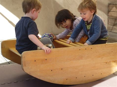 step climber rocking boat 6 gifts that encourage child directed play janet lansbury