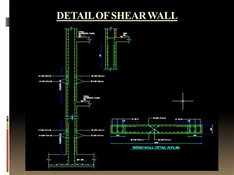 Home Design Software Definition by Shear Wall Design Using Etabs All About Free Books