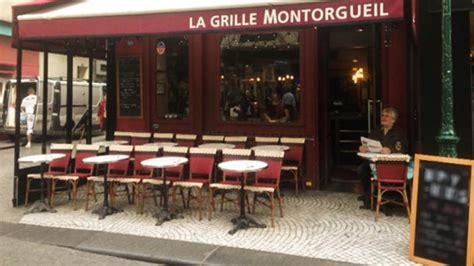La Grille Restaurant by Restaurant La Grille Montorgueil 224 75002 Ch 226 Telet
