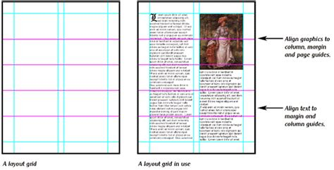 layout grid layout pagestream documents the layout grid