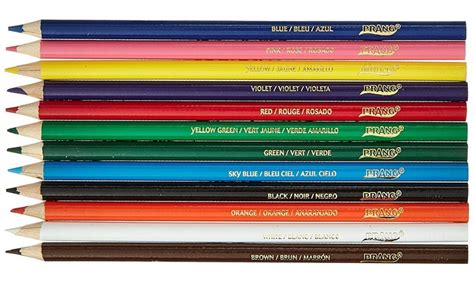 prang colored pencils colored pencils 24 pack groupon goods