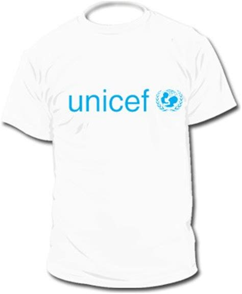 Unicef T Shirt new unicef unicef logo t shirt 4 styles s ebay