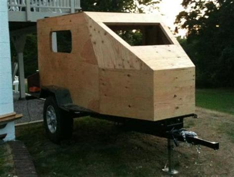home built trailer plans how to build a cer trailer plans diy free download how