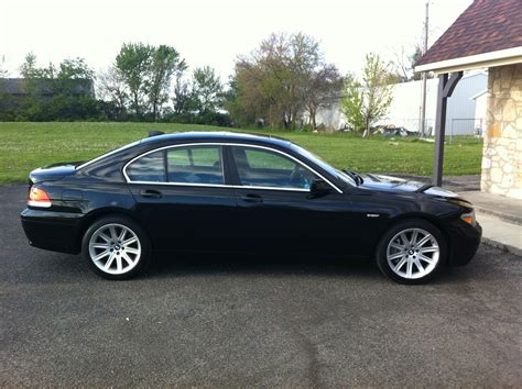 2004 bmw 760i bmw 7 series 760i 2004 technical specifications interior