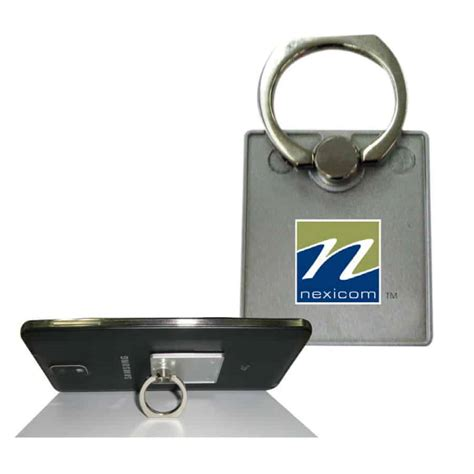 Ring Stand Branded Advan mobile phone smart ring stand branded promotional accessory