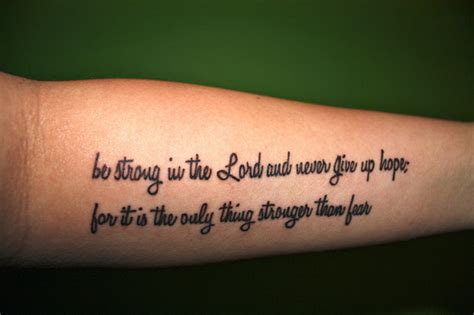 forearm quote tattoos beautiful forearm tattoos for designs