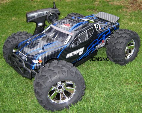 redcat racing rc earthquake 3 5 1 8 scale nitro monster truck fast 609132448645 ebay