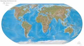 World map physical map sharing all maps of the world world maps
