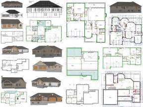Home Blueprint Maker Cad House Plans As Low As 1 Per Plan