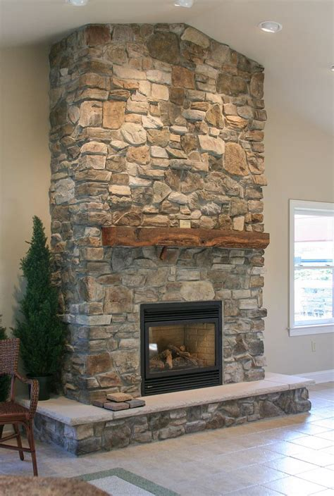 cobblestone fireplace best 25 eldorado stone ideas on pinterest rock