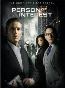 Person of interest season 2 blu ray