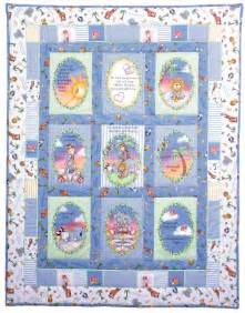 story nursery quilt from springs creative favecrafts