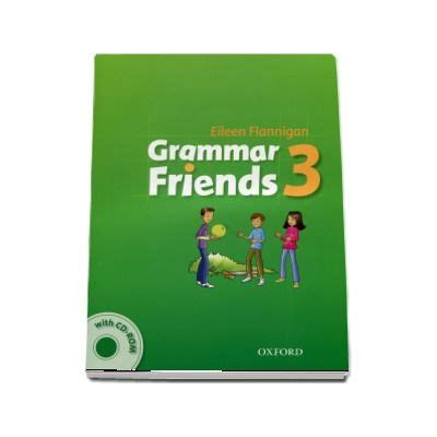 grammar friends 3 students grammar friends 3 students book with cd rom pack eileen flannigan pret promotional pe www