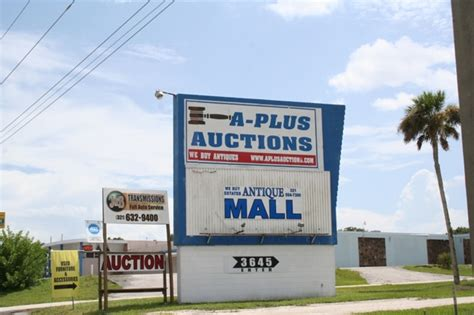 Florida International Mba Real Estate by Auction Of Local Business Real Estate In Cocoa Fl