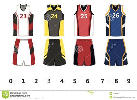 basketball jersey pattern free basketball jersey stock vector image of uniform drawing