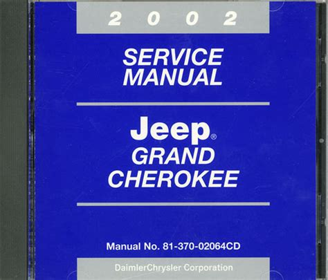 2002 Jeep Grand Laredo Owners Manual Pdf Jeep Grand Wj Brochures And Manuals Part 2
